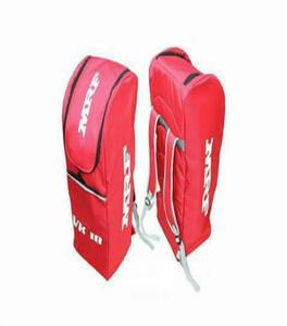 Cricket Kit Bag - Red