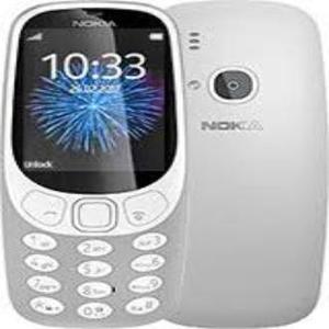 orignal Nokia 3310 - Dual Sim - 2.4 inch Screen - 2 MP Camera - [grey]