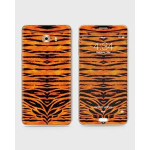 Samsung Galaxy C5 Pro Skin Wrap With Front Back And Sides Tigerfell-1wall649