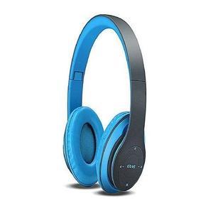 P15 - Wireless Deep Bass Stereo Headphones - Blue