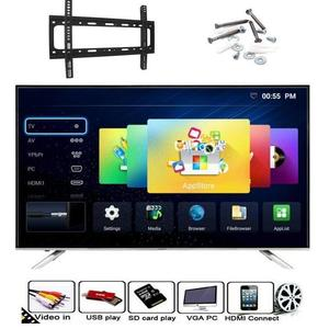 GLOBAL SMART LED TV - SCREEN MIRRORING ANDROID ENABLED - 32 -BLACK