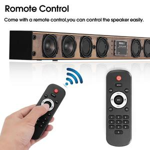 8 Speakers Wireless Bluetooth Soundbar Speaker Home Theater System Surrounding Sound