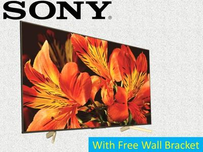 SONY 55 Inch 4K Ultra HD HDR Android Smart LED TV KD – 55X8500F