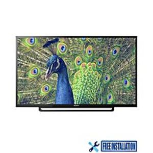 "Sony KLV-32R302E - HD LED TV - 32"" - Black"