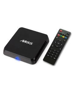 M8s - Android TV Box - Black