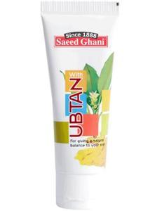 Saeed Ghani Ubtan Face Cleanser, 150g