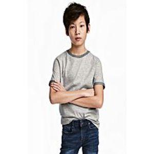 Outlook FashionFashion Single Jersey Polo Shirt For Kids-White-NA1127