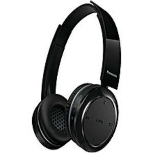 PanasonicRP-BTD5 - Wireless Bluetooth® On-Ear Headphones - Black