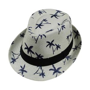 Duang Duang Floppy Foldable Ladies Women Maple Leaf Straw Beach Sun Summer Hat Cap