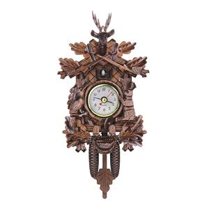 Cuckoo Wall Clock Bird Decorations Home Cafe Art Vintage Chic Swing Living Room