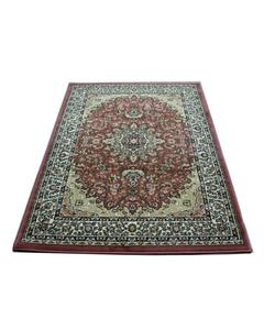 Traditional Rug - Synthetic - 4X6 - Red