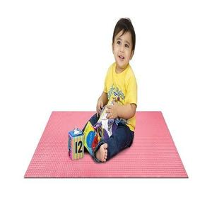 Rubber Cot Sheet For Kids/Baby Multicolor 60 X 45 Medium