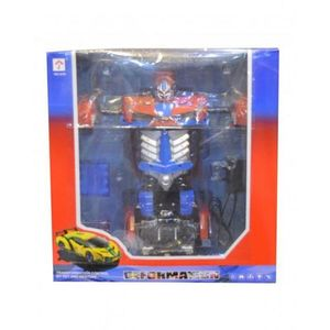 Transformation Robot Rc Car