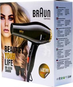 New Braun Hair Dryer BR-9200