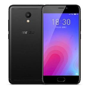 """Meizu M6 - 5.2"""" HD Display - 3GB RAM - 32GB ROM - Fingerprint Sensor - Black"""