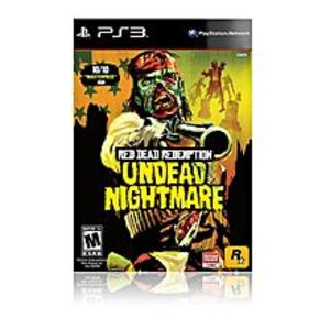 Sony Red Dead Redemption: Undead Nightmare - PS3