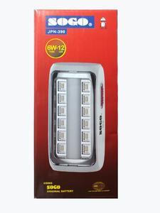 Sogo LED Rechargeable Light JPN-390