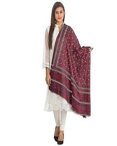 Multicolor Color Sindhi Ajrak FB-0365