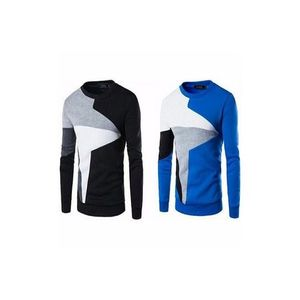 Pack of 2 - Multi Patches Sweatshirt For Men