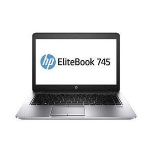 """HP EliteBook 745 G2 - (14"""" HD LED, A8 PRO-7150B R5 - 1.9 GHz - 8GB RAM - 128 GB SSD - Windows 10 Pro 64-bit)"""