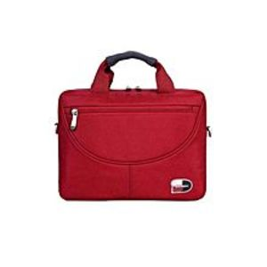 "Brinch Laptop Bag - BW-164 - 10"" - Red"
