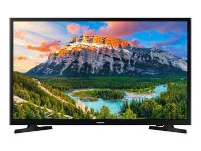 Samsung NU7100 - Smart 4K UHD LED TV - 43 - Black