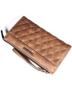 Brown Sa11 Lady Wallet Card Holder Handbag For Women