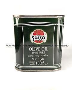 Sasso Pure Olive Oil - 100ml