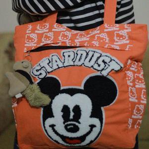 Handbag For Girls College, Uni & School Bags- Multucolour