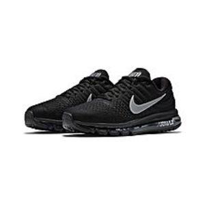 NikeBlack Mens Running Air Max 2017