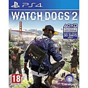 SonyWatch Dogs 2 - PS4 Game