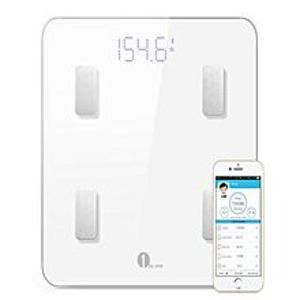 1byOneSmart Bluetooth Body Fat Scale With Ios And Android App Wireless Digital Scale