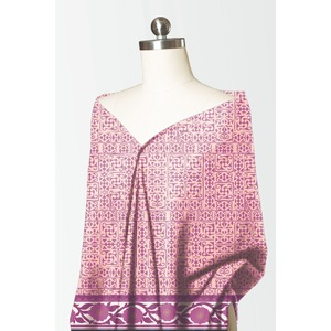Alkaram studio Silver Collection 2020 Purple Lawn 1 Piece Suit For Women -A132225829
