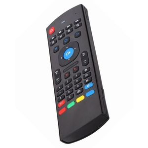 MX3 - Air Mouse Wireless Mini Keyboard - 2.4Ghz - Black