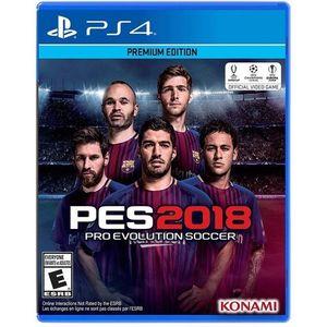 Pro Evolution Soccer 2018 - PlayStation 4 Konami