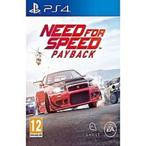 Electronic ArtsNeed for Speed Payback - PlayStation 4