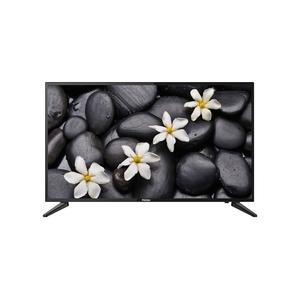 "Haier- 32"" HD LED TV - Black"