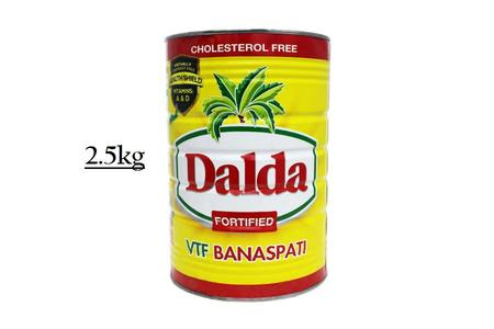 Dalda Ghee Tin 2.5kg