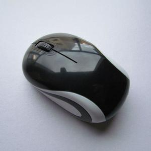 USB Ultra-slim Optical Wireless Computer Mouse Receiver For Laptop