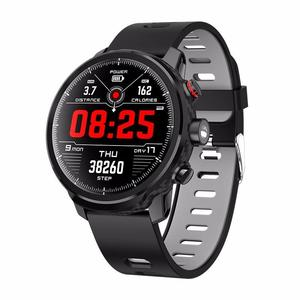TOHAYIE L5 Multi-function Smart Watch Sports Watch Full Circle Touch Screen Long Standby Touch Screen Smart Bracelet