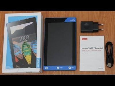 Lenovo tab 3 tablet 2GB RAM 16GB ROM SIM CALLING 8'' SCREEN SIZE ( Box Pack )