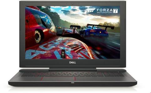Dell Inspiron 7577 - 15.6  Full HD IPS 1080p -  i7-7700HQ - 16GB - 1TB + 256GB SSD - 6GB Nvidia Geforce GTX1060 - NVIDIA Max Q Design technology - Win 10 Backlit KB FP Reader