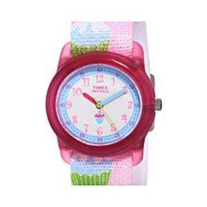 TimexPink Childrens Indiglo Kidz Cupcake Watch T7B886