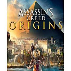 Ubisoft ASSASSIN'S CREED ORIGINS , PC DVD Games, Full DVD Version