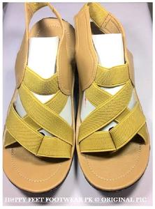 60% New Sports Stylish Camel Women Sandal / Chappal For Style (Same Product Will Deliver)