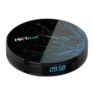 HK1 Plus for Android 8.1 TV Box 32GB/64GB Dual WiFi USB3.0 Smart Media Player