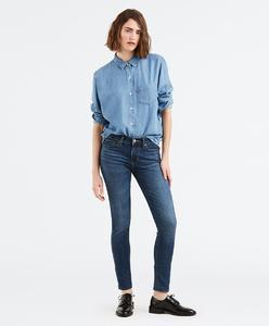 Levi's 711 Skinny Astro Indigo Jeans Women 18881-0293