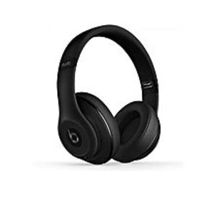 Beats Studio Wireless Over?Ear Headphones - Matte Black