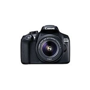 CANON EOS 1300D DSLR Camera with 18-55mm Lens - 18MP - Black