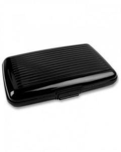 Ultra Slim Aluma Wallet - Black